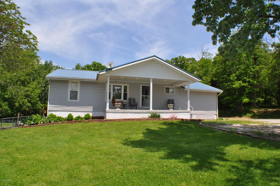 Single Family Home for Sale at 11700 Highway 60 Guston, Kentucky 40142 United States