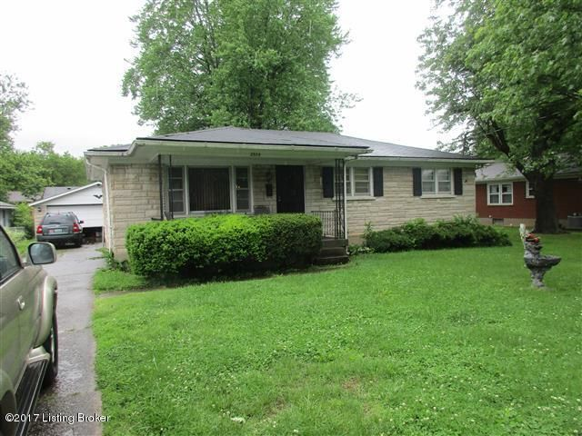 Single Family Home for Sale at 2324 ECTON Lane Louisville, Kentucky 40216 United States