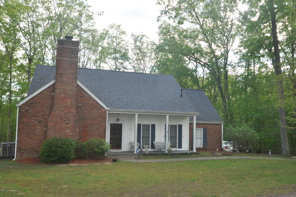 Single Family Home for Sale at 574 Lakeshore Pkwy Brandenburg, Kentucky 40108 United States