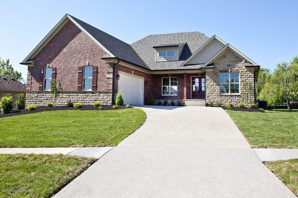 Single Family Home for Sale at 12704 Glengate Place Louisville, Kentucky 40299 United States