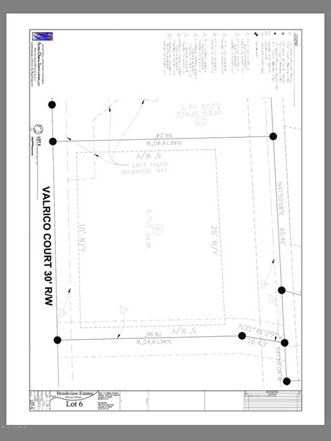 Land for Sale at 2900 Twin Creek Louisville, Kentucky 40245 United States