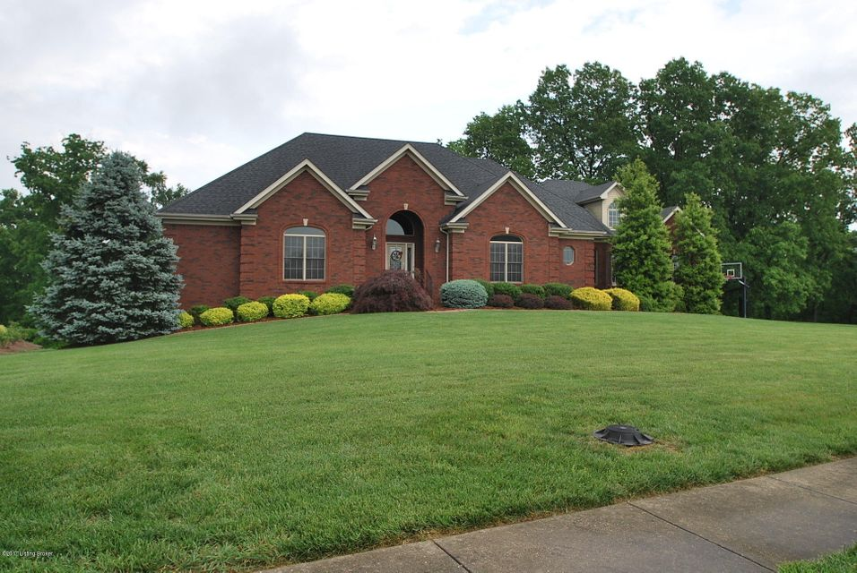 Single Family Home for Sale at 532 Winding Woods Trail Mount Washington, Kentucky 40047 United States
