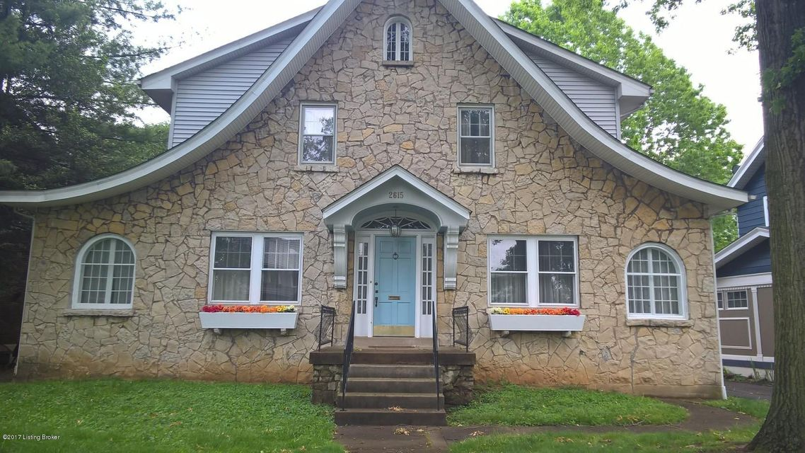 Single Family Home for Sale at 2615 Byron Avenue Louisville, Kentucky 40205 United States