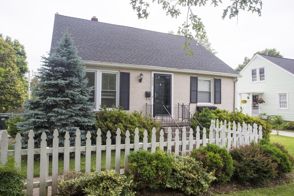 Single Family Home for Rent at 4022 Gloucester Road Louisville, Kentucky 40207 United States