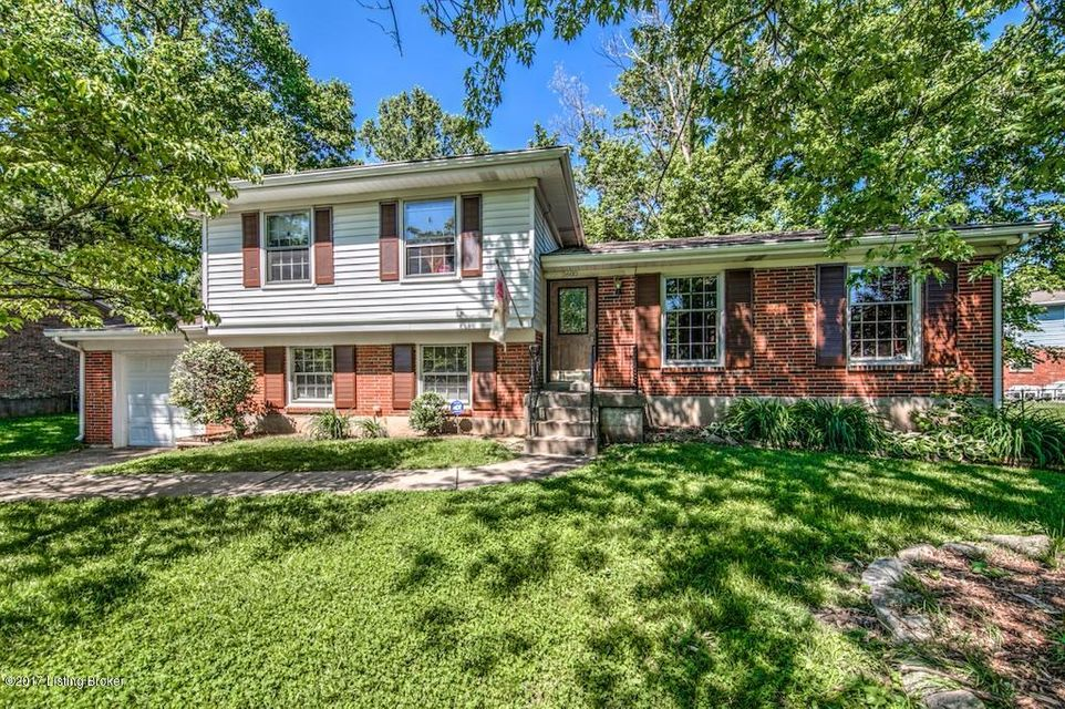 Single Family Home for Sale at 2602 Wilburlook Lane Louisville, Kentucky 40220 United States