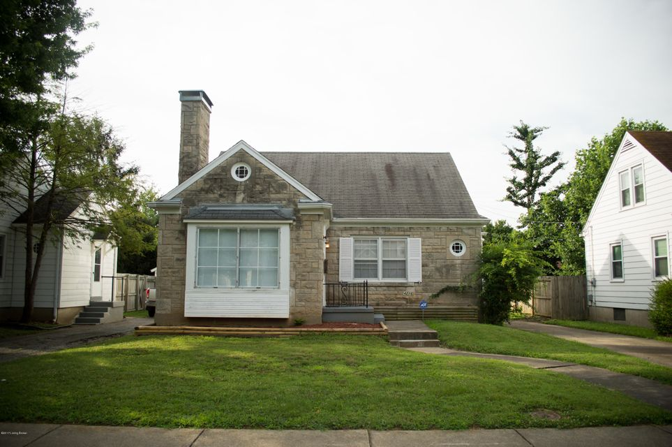 Single Family Home for Sale at 4216 Winchester Road Louisville, Kentucky 40207 United States