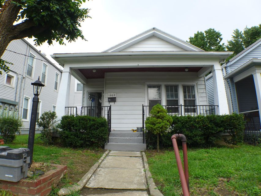 Single Family Home for Rent at 1502 Rufer Avenue Louisville, Kentucky 40204 United States