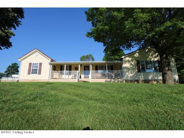 Single Family Home for Sale at 1896 Richland Road Caneyville, Kentucky 42721 United States