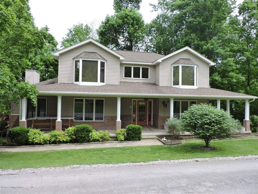 Single Family Home for Sale at 601 Indian Ridge Road Falls Of Rough, Kentucky 40119 United States