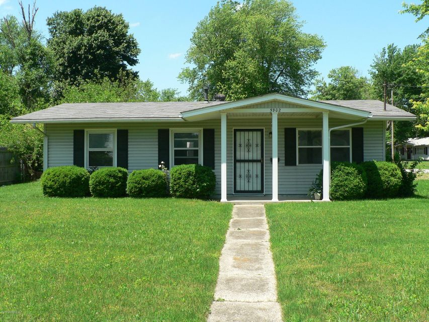 Single Family Home for Rent at 5902 Middleground Drive Louisville, Kentucky 40272 United States