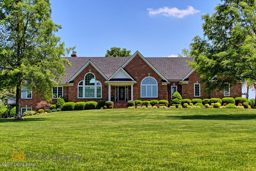 Single Family Home for Sale at 1970 Conner Station Road Simpsonville, Kentucky 40067 United States