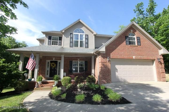 Single Family Home for Sale at 1093 Ritchey Lane Lawrenceburg, Kentucky 40342 United States