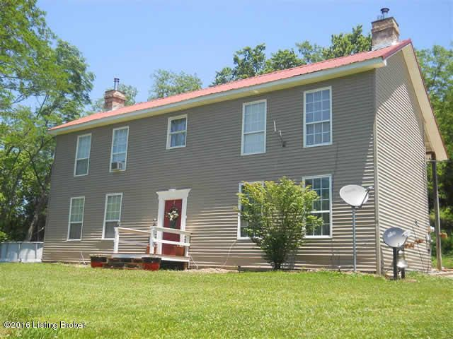 Single Family Home for Sale at 25410 Sonora Hardin Springs Road Big Clifty, Kentucky 42712 United States