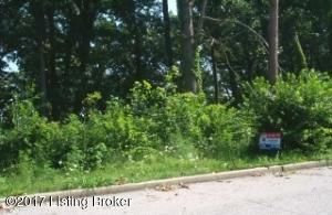 Land for Sale at 5025 1/2 Rollingwood 5025 1/2 Rollingwood Louisville, Kentucky 40214 United States