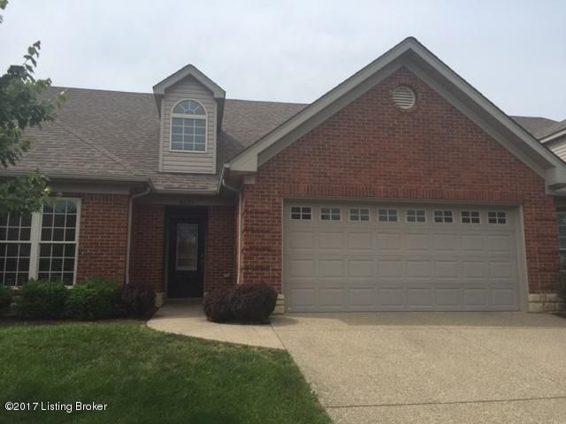 Condominium for Sale at 4625 Heritage manor Crestwood, Kentucky 40014 United States