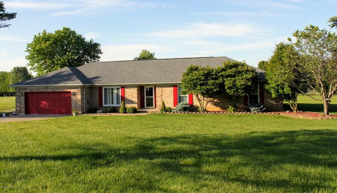 Single Family Home for Sale at 2116 Zoneton Road Shepherdsville, Kentucky 40165 United States