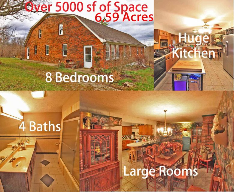 Single Family Home for Sale at 1019 Cooper Lane Simpsonville, Kentucky 40067 United States