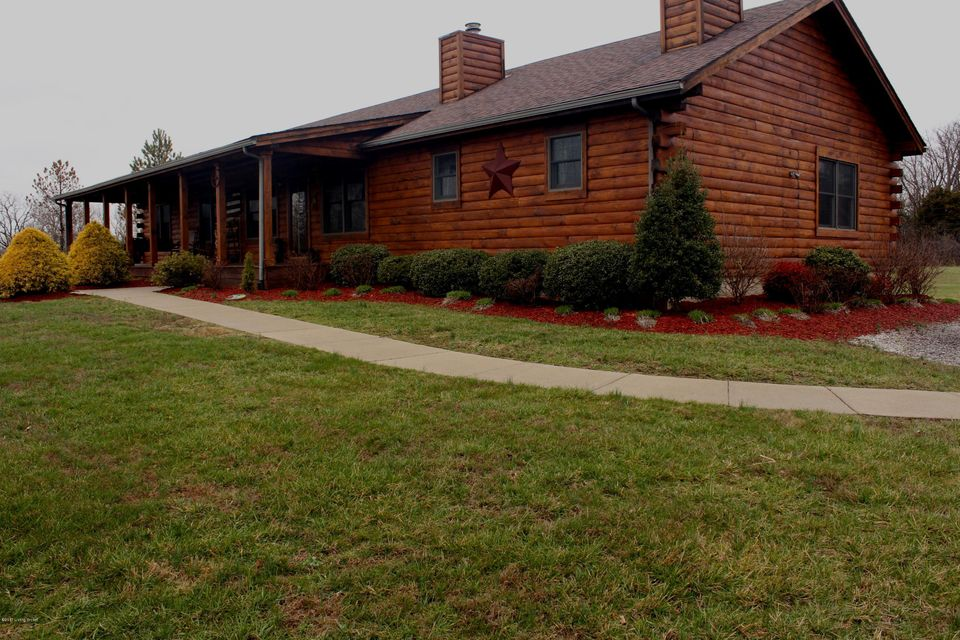 Single Family Home for Sale at 2960 WOODS Pike Pleasureville, Kentucky 40057 United States