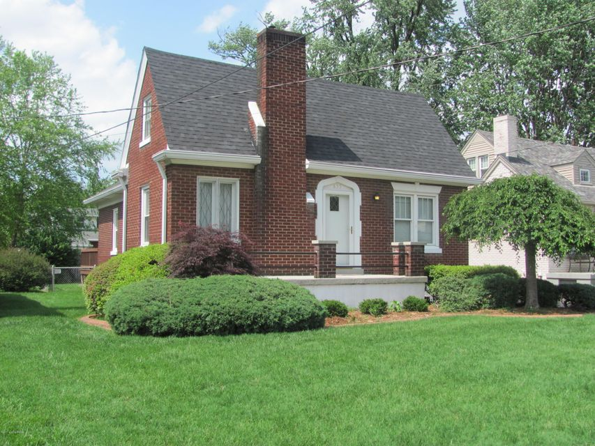Single Family Home for Sale at 855 Melford Avenue Louisville, Kentucky 40217 United States