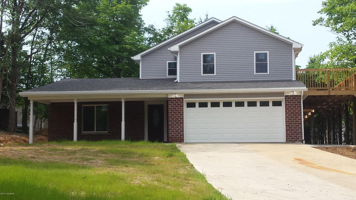 Single Family Home for Sale at 129 Strawberry Circle 129 Strawberry Circle Brandenburg, Kentucky 40108 United States
