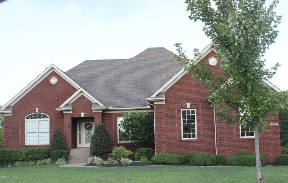 Single Family Home for Sale at 10431 Vista Hills Blvd Louisville, Kentucky 40291 United States