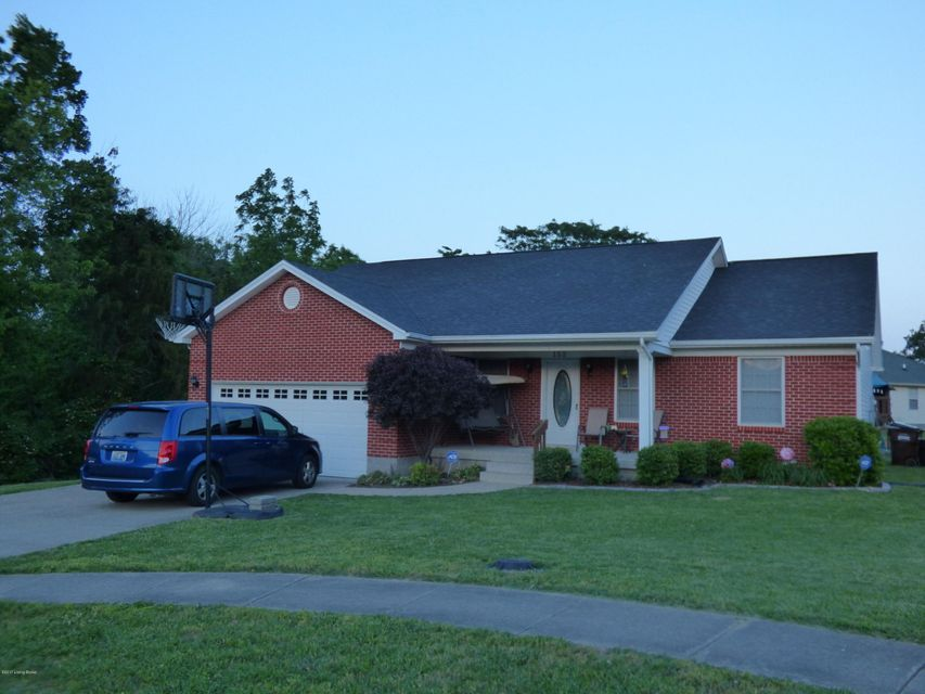 Single Family Home for Sale at 152 Stone Creek Court Mount Washington, Kentucky 40047 United States