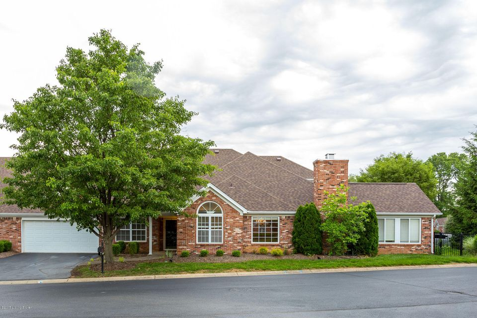 Condominium for Sale at 4104 Lilac Vista Drive Louisville, Kentucky 40241 United States