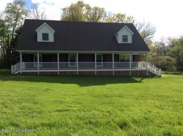 Single Family Home for Sale at 903 Radcliff Road Smithfield, Kentucky 40068 United States