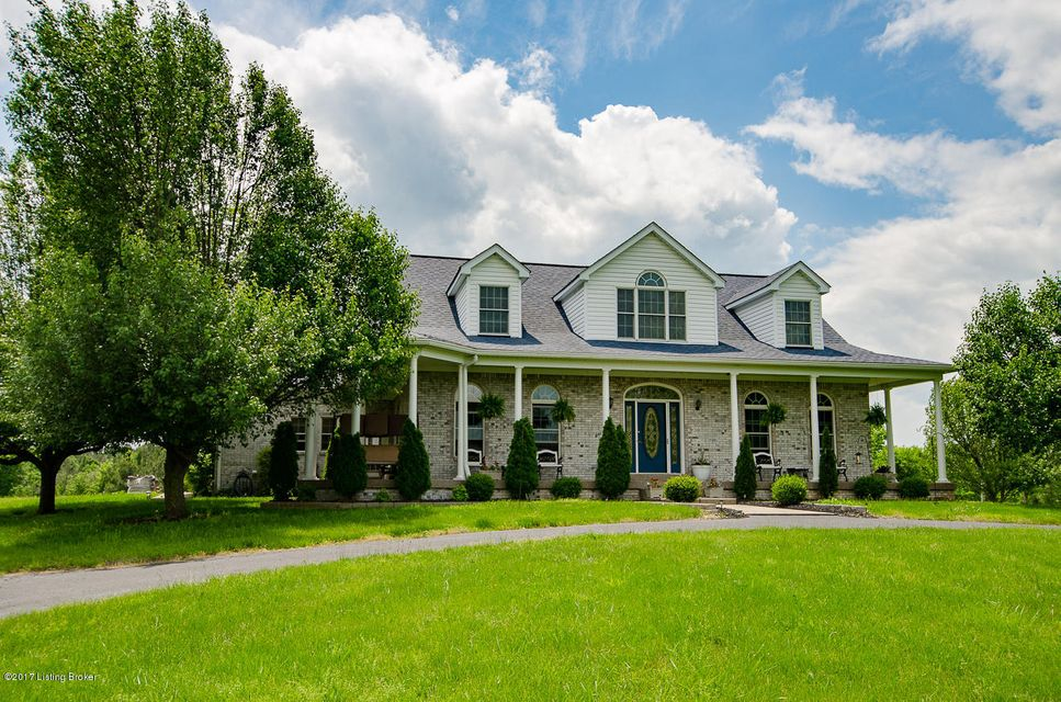 Single Family Home for Sale at 2095 Fisherville Road Finchville, Kentucky 40022 United States