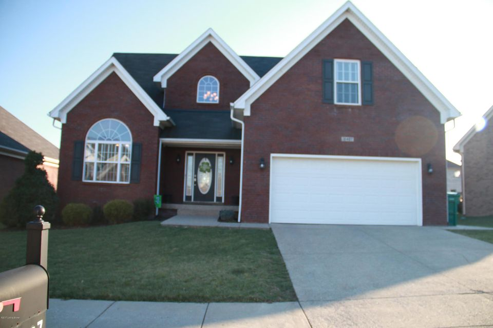 Single Family Home for Sale at 16407 Taunton Vale Road 16407 Taunton Vale Road Louisville, Kentucky 40245 United States