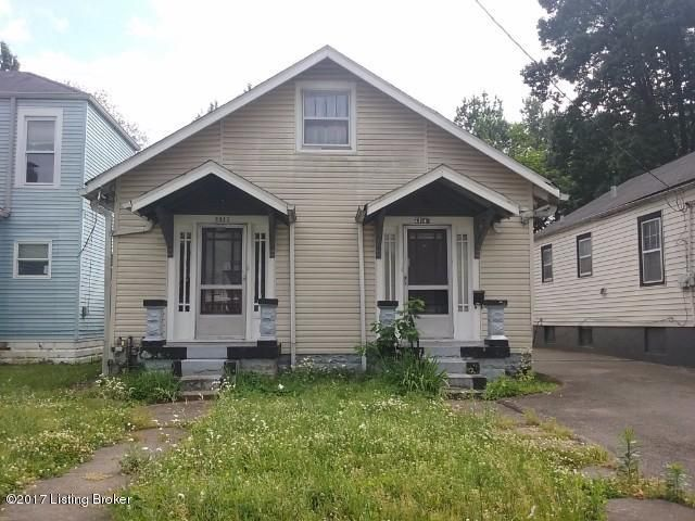 Multi-Family Home for Sale at 2316 Gaulbert Louisville, Kentucky 40210 United States