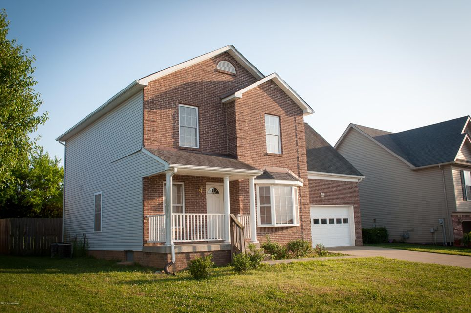 Single Family Home for Sale at 3232 Squire Circle Shelbyville, Kentucky 40065 United States