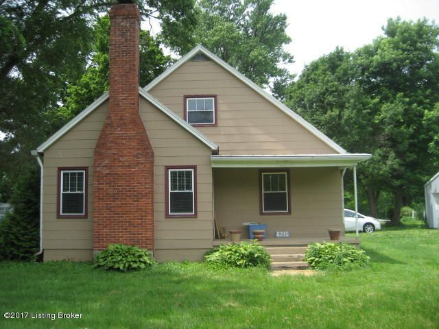 Single Family Home for Sale at 6215 Third Street Westport, Kentucky 40077 United States