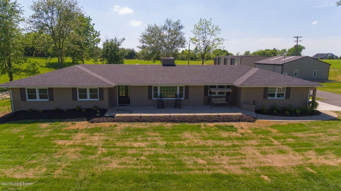 Single Family Home for Sale at 4362 Louisville Road Bardstown, Kentucky 40004 United States