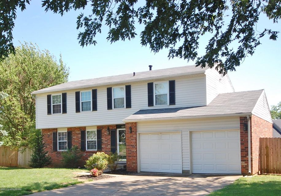 Single Family Home for Sale at 4307 Culpepper Circle Louisville, Kentucky 40241 United States