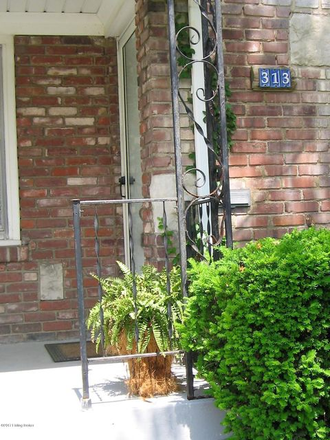 Additional photo for property listing at 313 Iola Road  Louisville, Kentucky 40207 United States