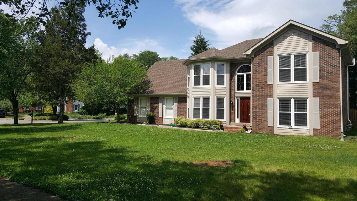 Single Family Home for Sale at 505 Edgeforest Place Louisville, Kentucky 40245 United States