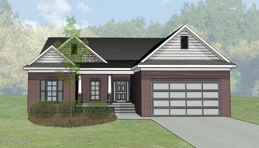 Single Family Home for Sale at 8826 Stara Way Louisville, Kentucky 40299 United States