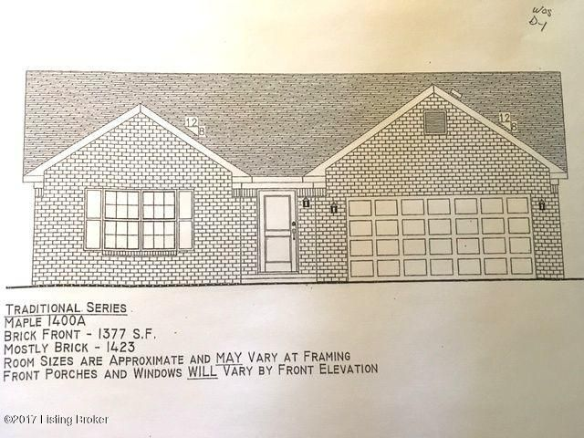 Single Family Home for Sale at 150 Spring Leaf Court Shelbyville, Kentucky 40065 United States