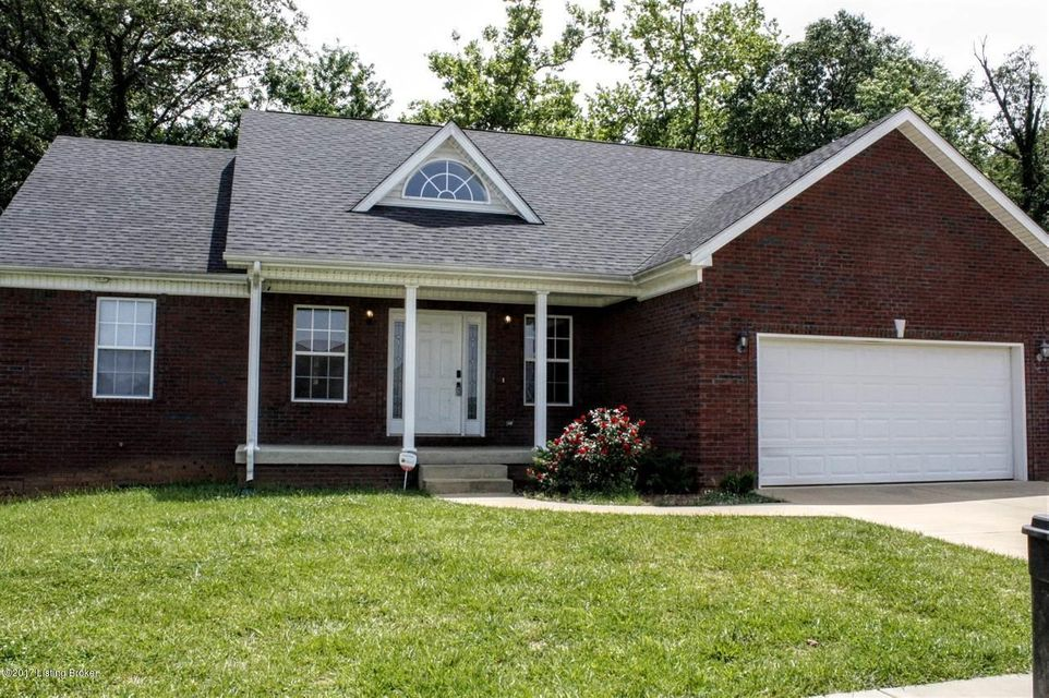 Single Family Home for Sale at 130 Lowball Lane Vine Grove, Kentucky 40175 United States