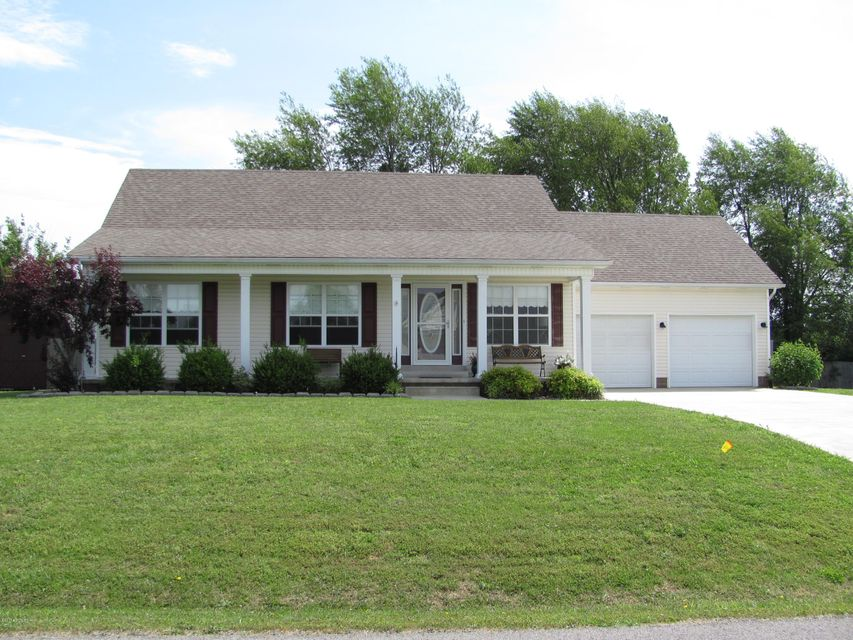 Single Family Home for Sale at 214 Woebegona Way Hodgenville, Kentucky 42748 United States