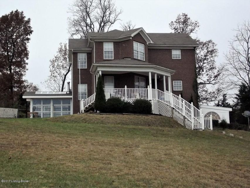 Single Family Home for Sale at 418 Grandview Drive Brandenburg, Kentucky 40108 United States