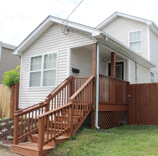 Single Family Home for Sale at 1037 Mary Street Louisville, Kentucky 40204 United States