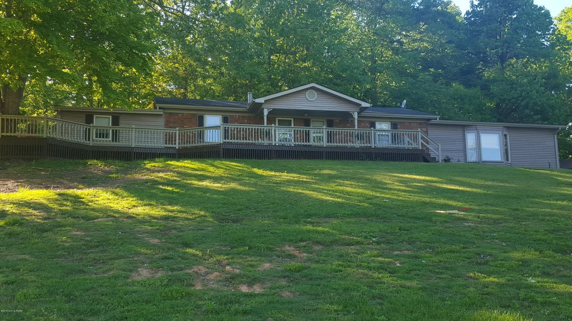 Single Family Home for Sale at 3119 State Hwy 737 Leitchfield, Kentucky 42754 United States