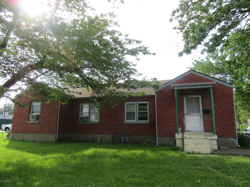 Multi-Family Home for Sale at 6644 Strawberry Louisville, Kentucky 40214 United States