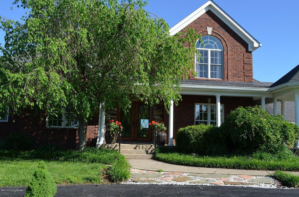 Single Family Home for Sale at 1750 Aiken Road Shelbyville, Kentucky 40065 United States