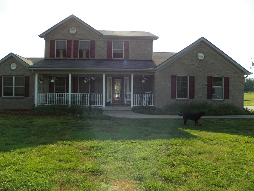 Single Family Home for Sale at 3540 Horsefly Hollow Road Lebanon Junction, Kentucky 40150 United States