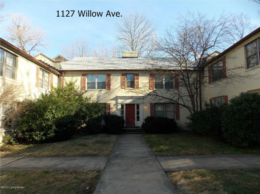 1127 willow Ave 2, Louisville, KY 40204