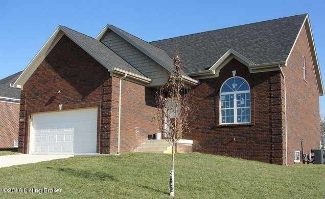 Single Family Home for Sale at 609 Napa Valley Court Vine Grove, Kentucky 40175 United States