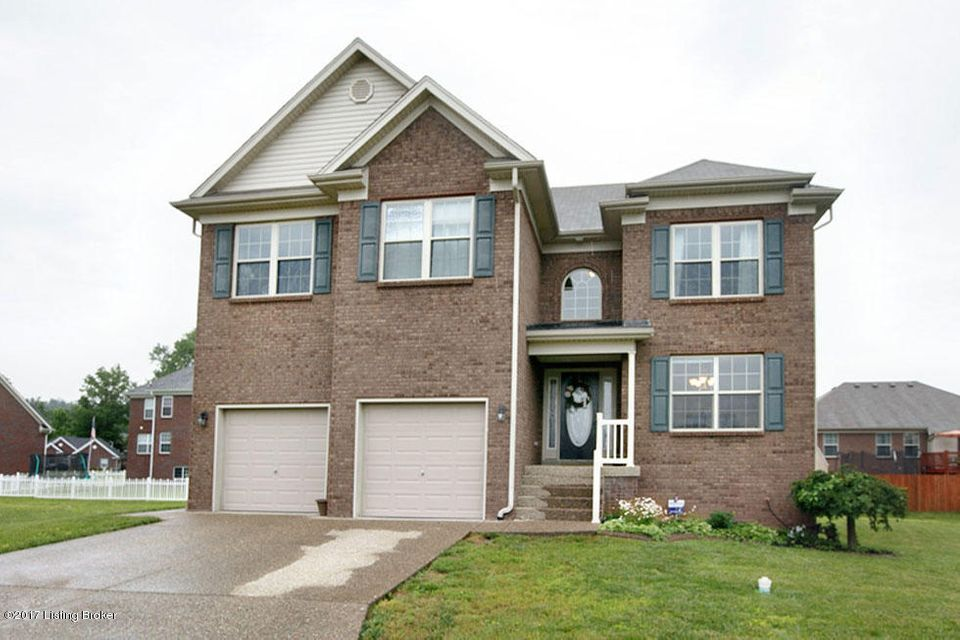 Single Family Home for Sale at 168 Mallard Trail Shepherdsville, Kentucky 40165 United States
